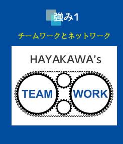 チームワークとネットワーク